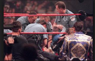 Lengkap! Daftar Pemain Smackdown yang Meninggal di Atas Ring