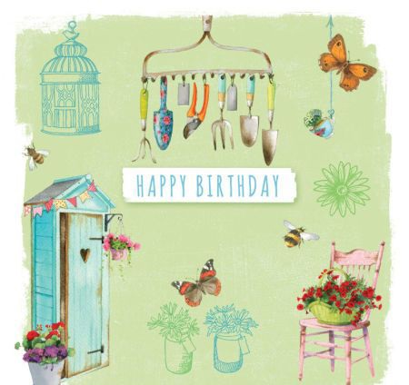 Birthday Wishes for Gardeners (Nature Lovers)