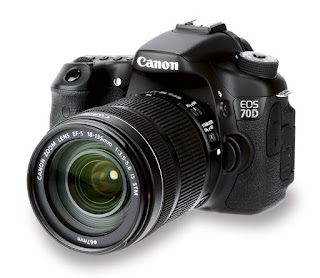 Canon EOS 70D Firmware Update: Version 1.1.2