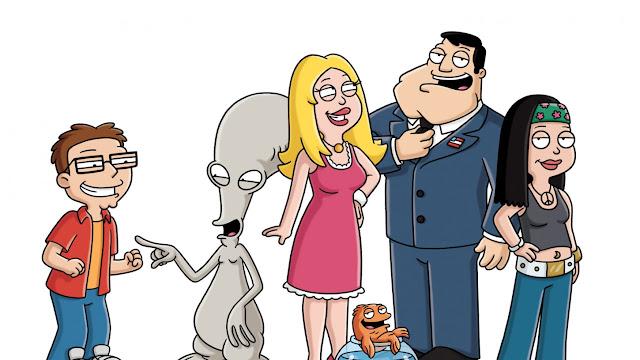 American Dad 12° Temporada - Adicionado episódios 10 e 11