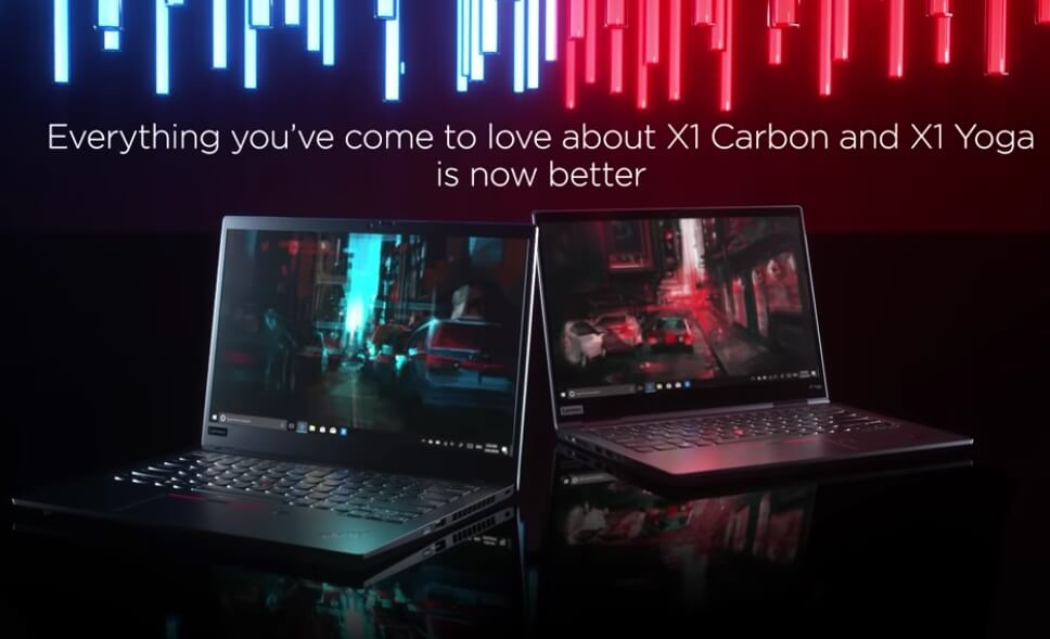 Lenovo Announces ThinkPad X1 Carbon and ThinkPad X1 Yoga