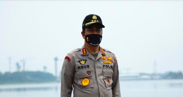 Komjen Pol Agus Perintahkan Semua Kapolda se Indonesia Bergerak