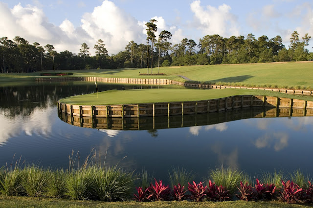 Play both impressive courses at TPC Sawgrass