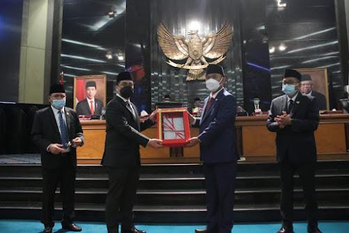DPRD DKI Sahkan Ranperda COVID-19, Pemprov Siapkan Pulihkan Kesehatan dan Ekonomi Jakarta
