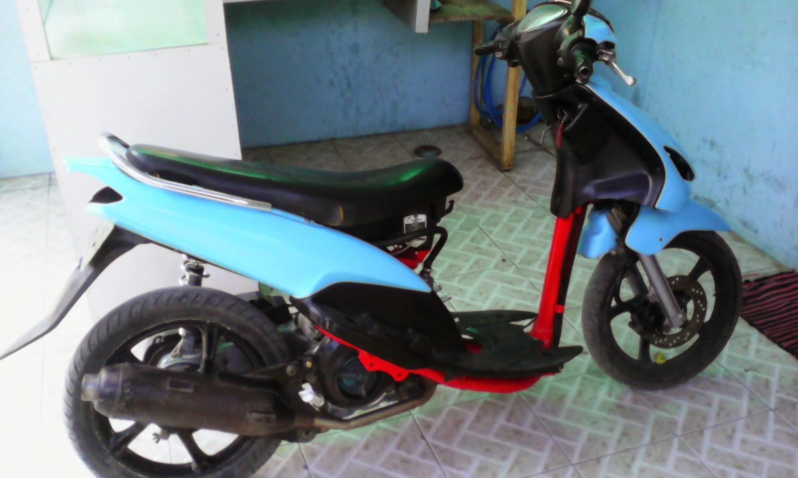 Modifikasi Mio Balap Harian Modifikasi Motor Kawasaki Honda Yamaha