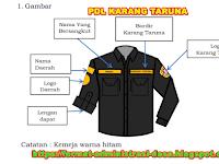 Baju Karang Taruna 2019