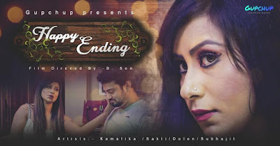 Happpy Ending web series poster