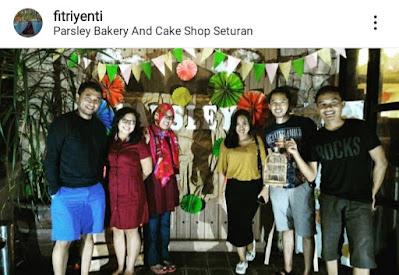 Parsley Bakery & Cake Shop