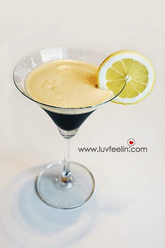 CAFFEiNATED Puchong Espresso Martini
