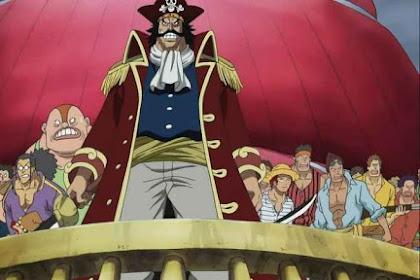 Jadwal Rilis Resmi One Piece Chapter 966