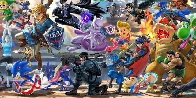 Trailer de Super Smash Bros. Ultimate Revelado