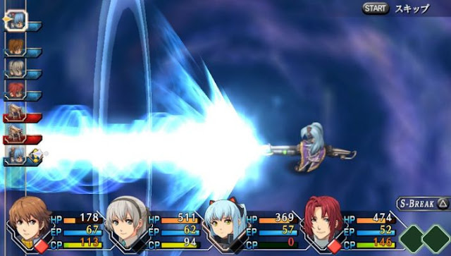 Legend of Heroes: Zero no Kiseki Screenshot-2