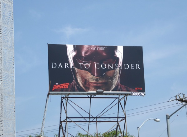 Daredevil 2016 Emmy FYC billboard
