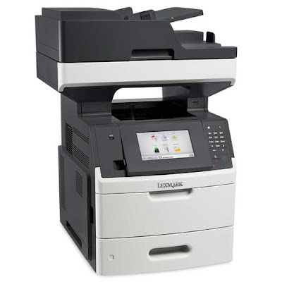 Lexmark MX710de Driver Download