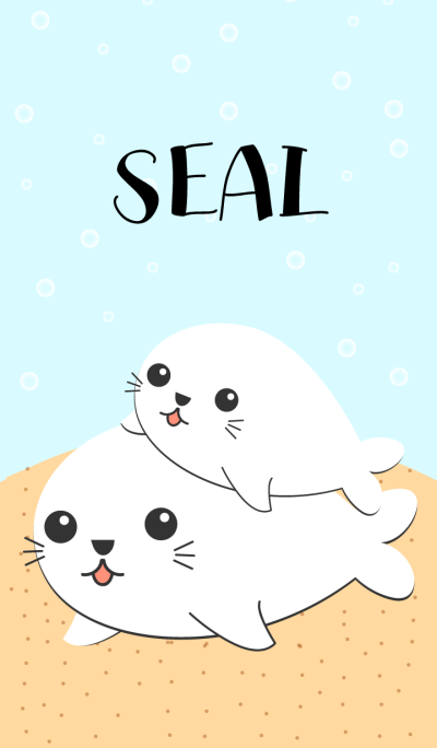 Lovely Seal Theme