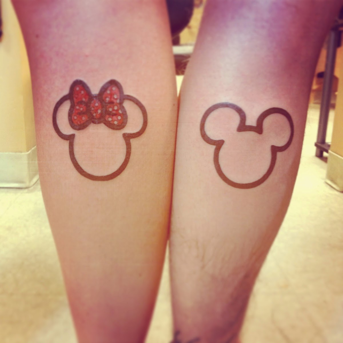 Most Amazing & Cute Disney Tattoos Designs & Ideas You'll ...