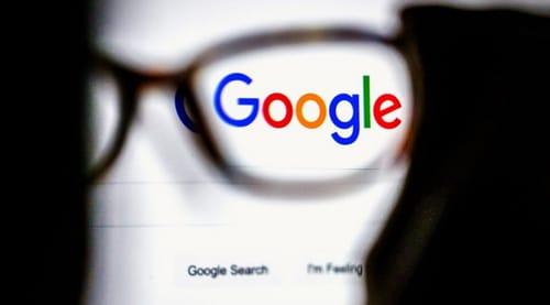 Google developed a healthy algorithm