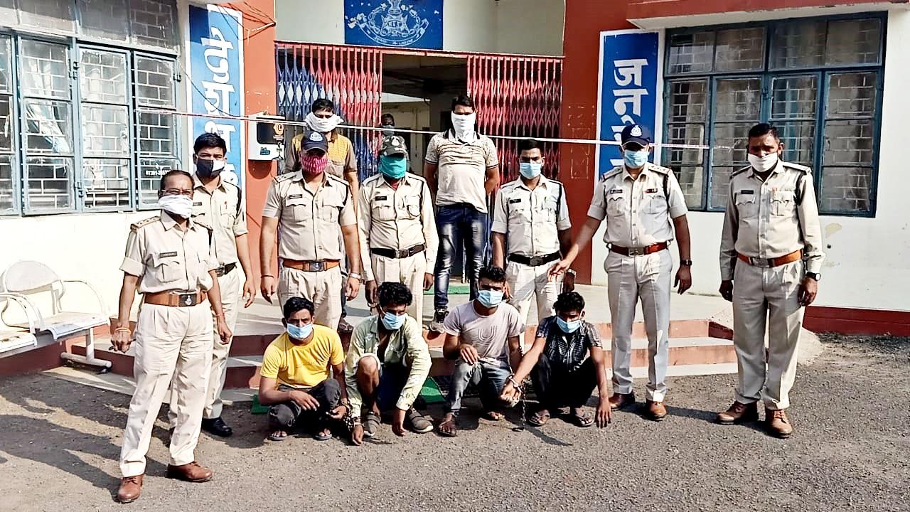 Petlawad News- बलात्कार के आरोपियों को पुलिस ने महज कुछ घटों में किया गिरफ्तार