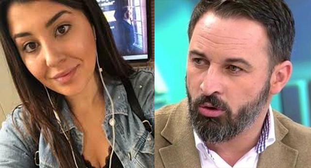Una hija de inmigrantes destroza a Santiago Abascal en un tuit viral