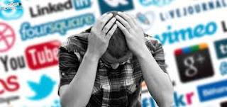 الآثار السلبية لوسائل التواصل الاجتماعي على المراهقين والشباب