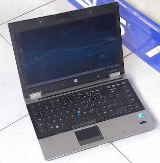 Jual Laptop Hp EliteBook 8440p Core i7 Second di Malang