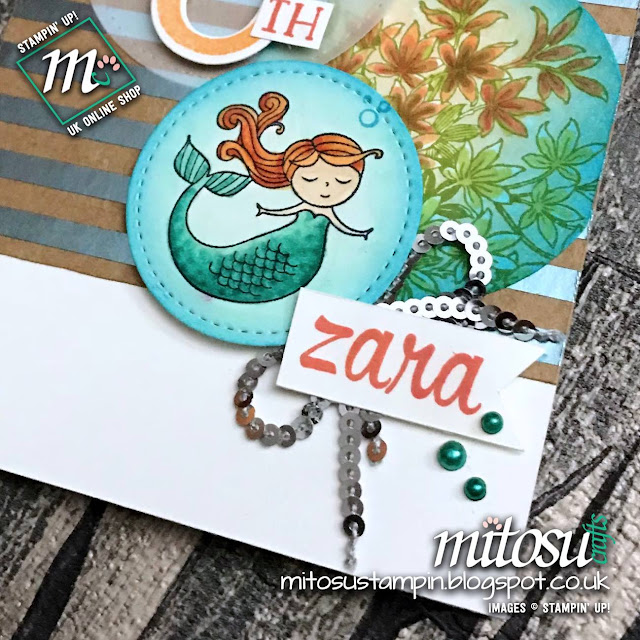 Magical Day by Stampin' Up! from Mitosu Crafts UK Online Shop