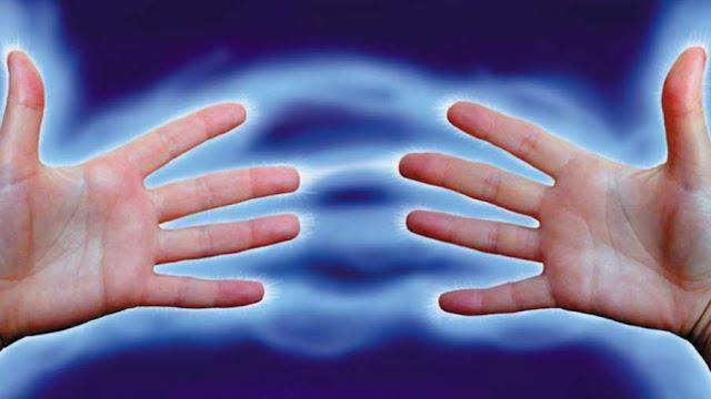 Hướng dẫn cảm nhận và nhìn thấy ánh hào quang của con người