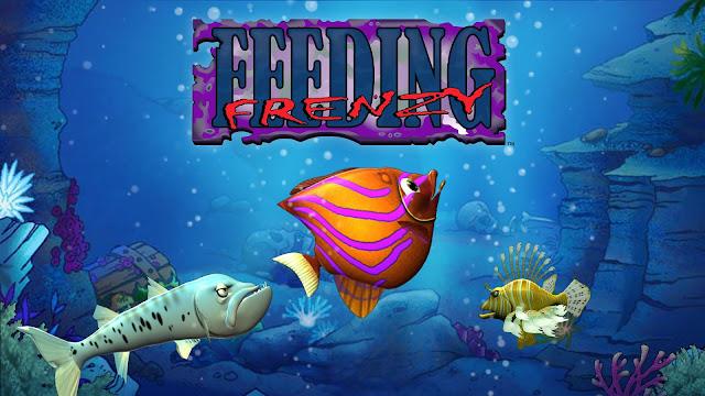 تحميل لعبه السمكه Feeding Frenzy