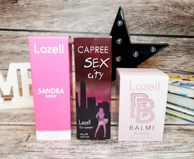 Damskie zapachy Lazell