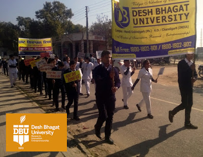 Best Nursing College - Desh Bhagat University