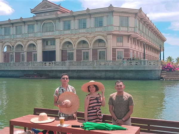 Travel Diary: Beautiful and Scenic Las Casas Filipinas de Acuzar