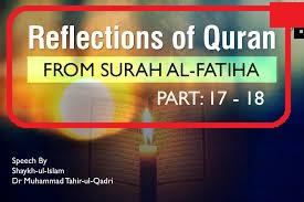 Quranic Lights: The Purposes of Surah Al-Fatihah