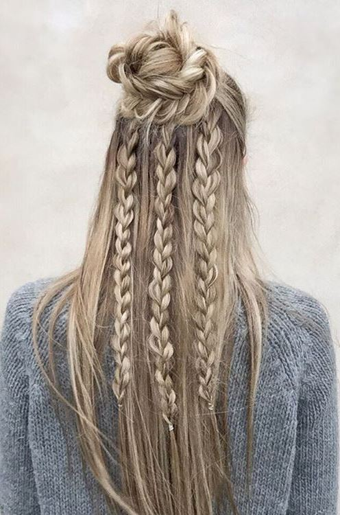 Weaving Braids Ideas