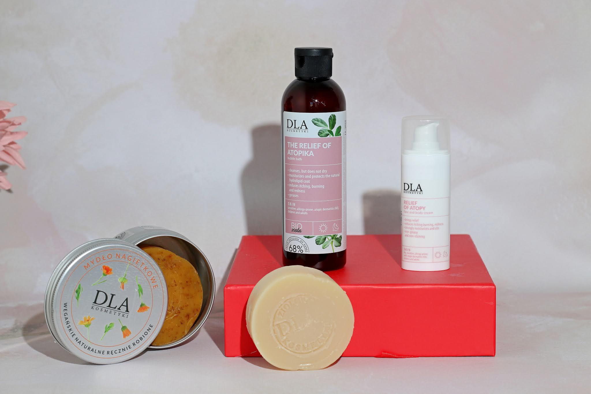Kosmetyki Dla dla atopowej skóry, ukoimy atopika