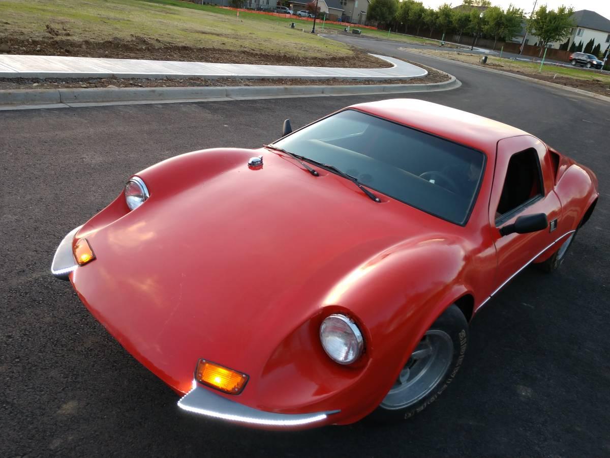 Poor Man's Dino: 1979 Kelmark GT Ferrari Kit
