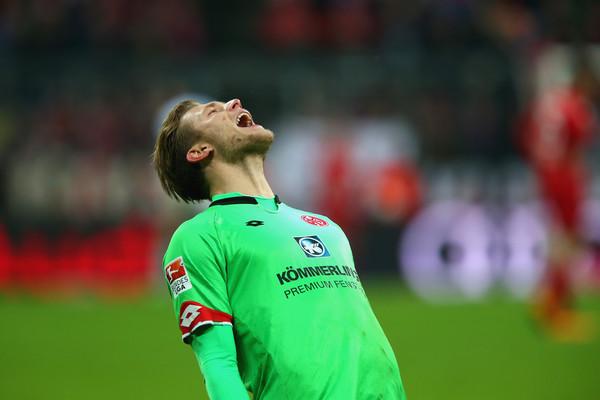 Loris Karius Mainz 05 Bundesliga