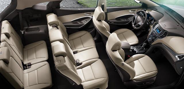 Đánh giá Hyundai SantaFe 2018 ảnh 13