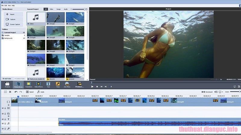 Download AVS Video Editor 9.1.1.336 Full Crack
