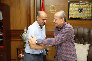 محافظ كفرالشيخ يناقش طلبات المواطنين مع النائب بدير موسي