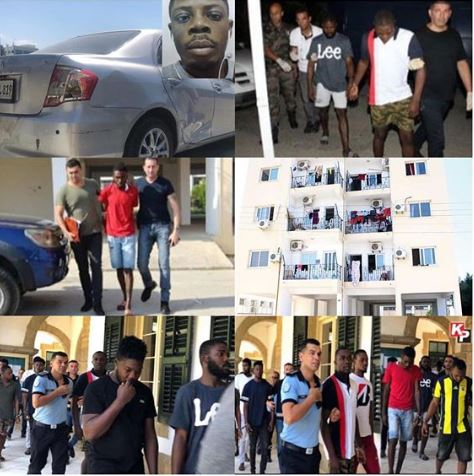 11 Friends Arrested For Allegedly Killing Nigerian Student Over Debt
