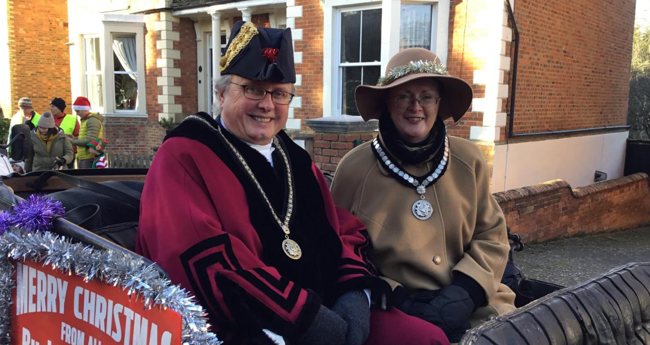Mayors Christmas Parade 2019 The Mayor of Buckingham 2017/2019: Buckingham Christmas Parade