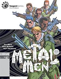 Tangent Comics/ Metal Men
