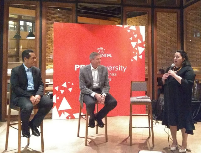 PRUuniversity, Platform Untuk Meningkatkan Kualitas Pelayanan Dari Prudential Indonesia