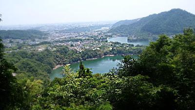 城山湖 津久井湖