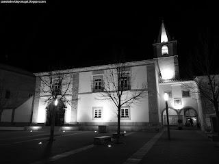 BUILDING / Edificio dos Paços do Concelho (Municipio), Castelo de Vide, Portugal