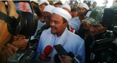 Tak Memenuhi Panggilan, Polda Jabar Akan Jemput Paksa Habib Rizieq