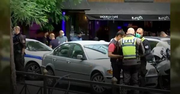 Εν ψυχρώ δολοφονία σε καφενείο στα Σεπόλια: Πυροβόλησε οκτώ φορές θαμώνα και διέφυγε με ταξί! (βίντεο)
