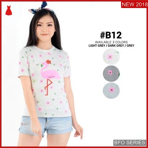 BFO031B25 BAJU Model ATASAN T Jaman Now SHIRT BMGShop