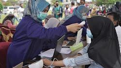 Mega Gebyar Vaksinasi Bakal Dibuka di Tiga Lokasi