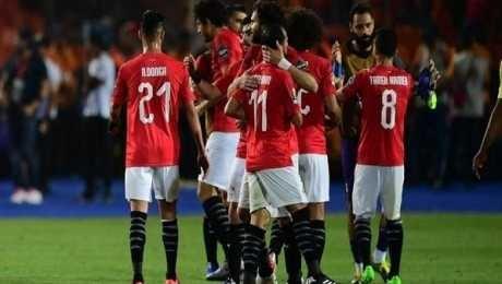 بالاسماء ... التشكيل الرسمى لمنتخب مصر امام الكونغو